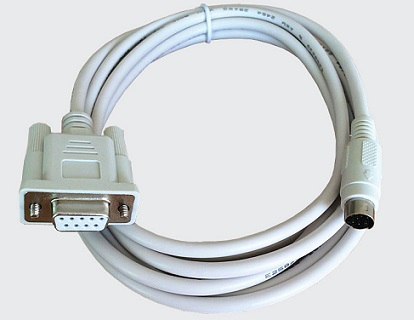 RS232 DB9 Programming Cable for Panasonic FP0//FPG//FP-X//FP-M//FP-G