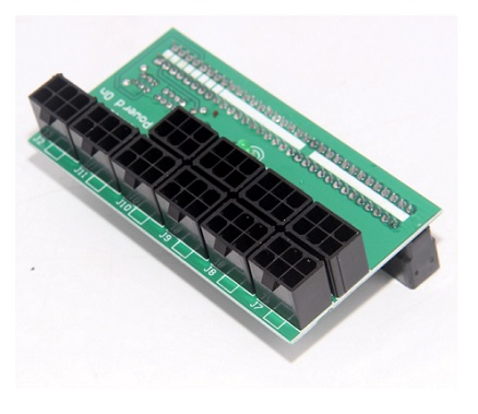 Server Power Cable Breakout Board Adapter 6p Malaysia