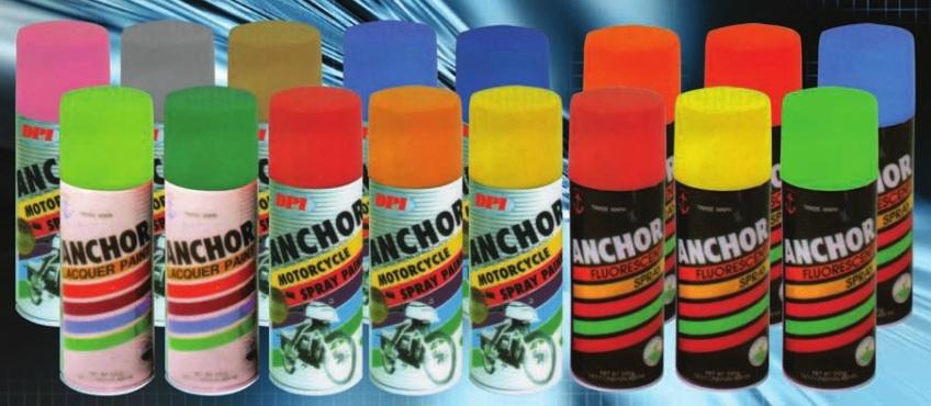 Dpi Spray Paint Singapore